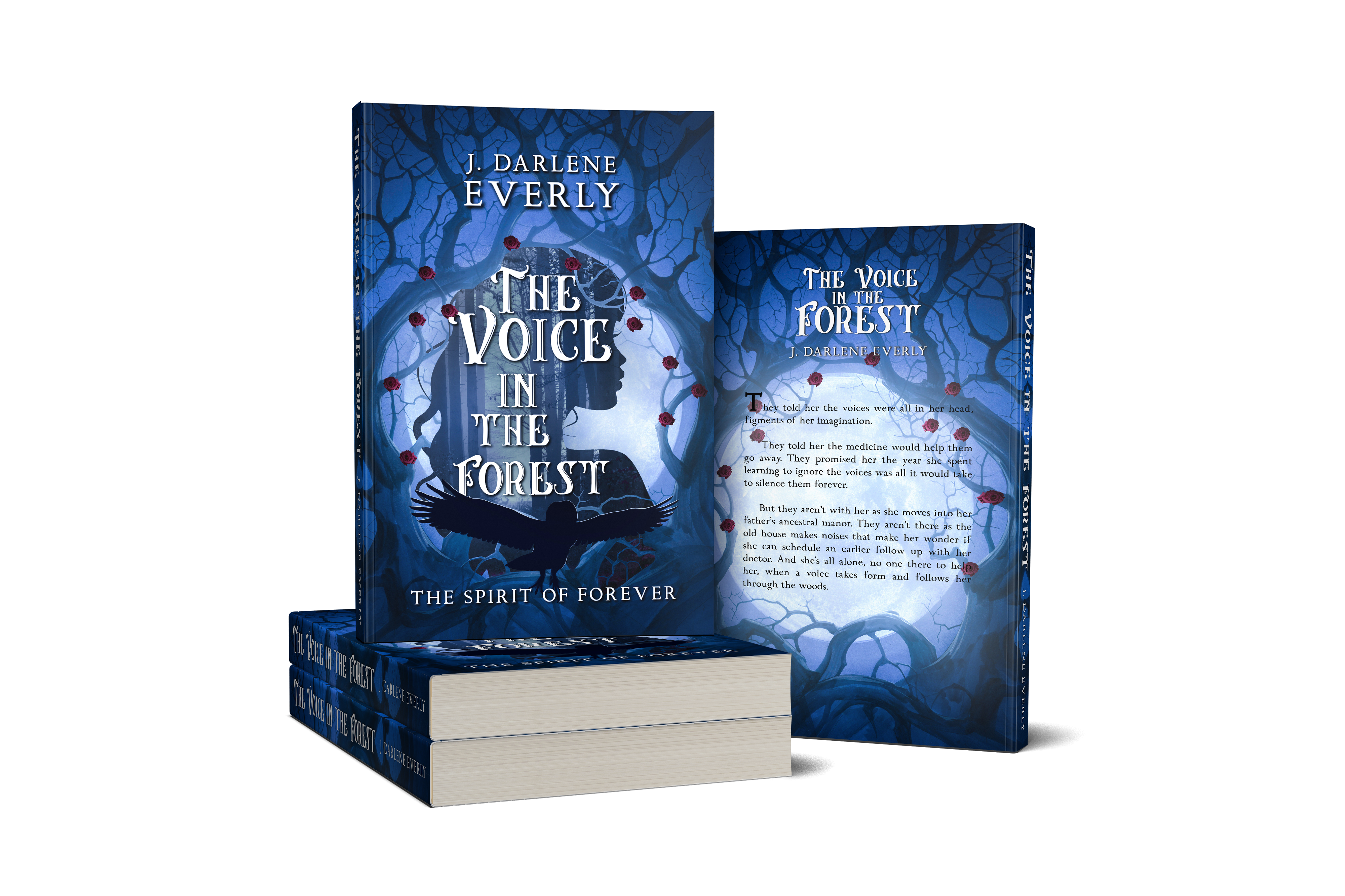 A surprise coming soon for the newsletter and chapter 15 of the voice in the forest